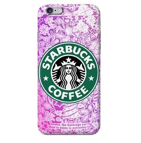 Funda Case Love Starbucks B - Multicolor